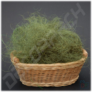Наполнитель сизаль оливковый
