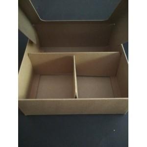 Комплект разделителей на 3 изделия для коробки 150х150х50 мм