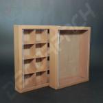 Комплект разделителей на 12 изделий для коробки 200*150*35 мм