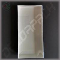 Коробка 200*90*35 мм  (с прозрачной наружной крышкой)