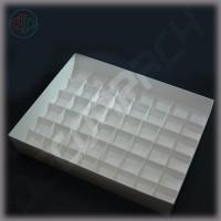 Комплект разделителей на 48 изделий для коробки 400х300 мм