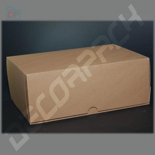 Коробка 300*160*90 мм с откидной крышкой