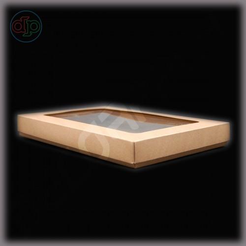 Коробка 260*170*30 мм (c окном)
