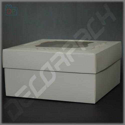 Коробка 200*200*100 мм