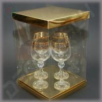 Коробка-аквариум для упаковки подарков 200*200*300 мм цвет