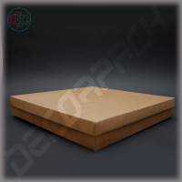 Коробка 150(120)*150(120)*35 мм с глухой крышкой