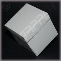 Коробка 100*100*100 мм (распускающаяся роза, белая)