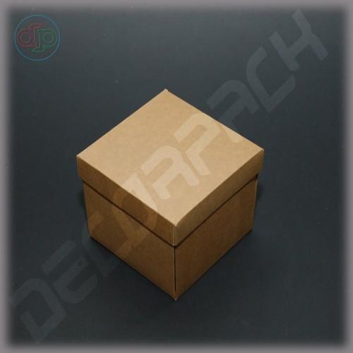 Коробка 150*150*150 мм (распускающаяся роза)