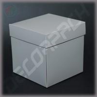 Коробка 130*130*130 мм (распускающаяся роза)