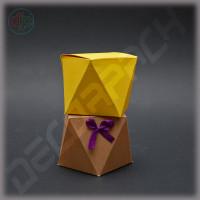 Бонбоньерка 60*60*60 мм (8 треугольников)
