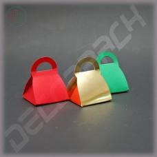Бонбоньерка 50*50*45 мм (сумочка)