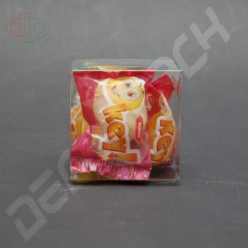 Коробка 60*60*60 мм (куб пластиковый)