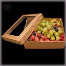 Коробка 245*200*90 мм (прямоугольное окно)