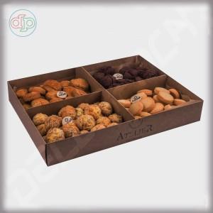 Комплект разделителей на 4 изделия для коробки с основанием 400х300 мм