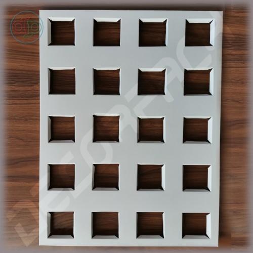 Ячеистое дно на 20 изделий для коробки 400х300 мм