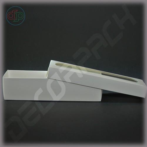Коробка 200*50*50 мм  (c окошком)