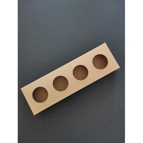 Коробка  275(255)*80(60)*30 мм