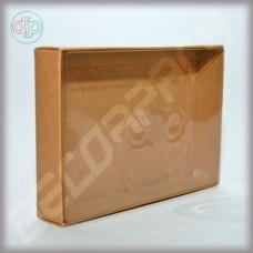 Коробка 150*100*25 мм  (с прозрачной крышкой)