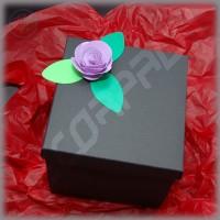 Куб для упаковки подарков 150*150*150 мм
