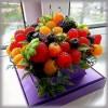 Коробка 150*150*150 мм для цветов