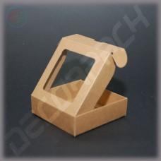 Коробка 150*150*55 мм  (c окном)
