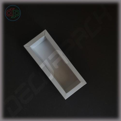 Коробка 150(130)*60(40)*35 мм с внутренней пластиковой крышкой