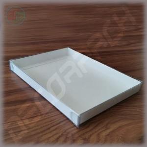 Коробка 150*115*20 мм  (с прозрачной наружной крышкой)