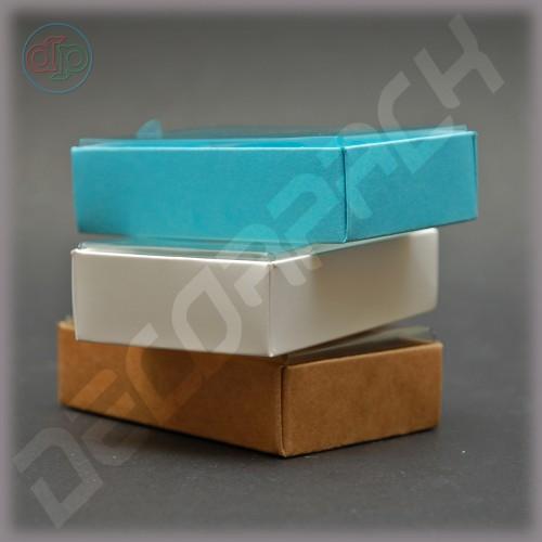 Коробка 95*60*25 мм  (с прозрачной крышкой)