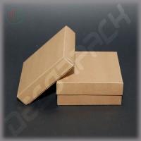 Коробка 90*90*30 мм со съемной картонной крышкой