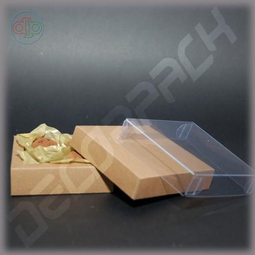 Коробка  90(70)*90(70)*25 мм с глухой крышкой