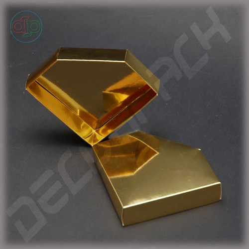 """Коробка """"Бриллиант"""" 100*100*50*70*50*30 мм"""