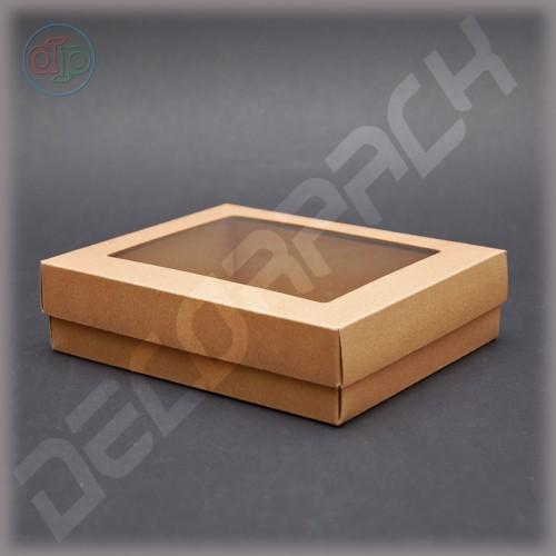 Коробка 160(130)*130(100)*40 мм  (съемная крышка)