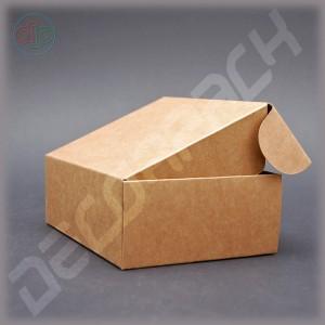 Коробка 170*125*60 мм  с откидной крышкой