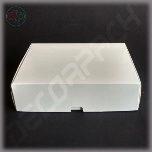 Коробка 200*140*50 мм  с откидной крышкой