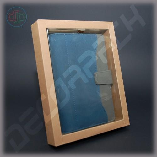 Коробка 230(200)*180(150)*25 мм с прозрачной крышкой