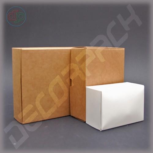 Коробка 125*85*60 мм  с откидной крышкой