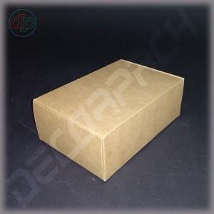 Коробка 150*100*55 мм  с откидной крышкой