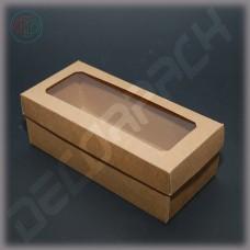 Коробка 200*100*100 мм с наружной картонной крышкой