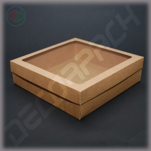 Коробка 180(150)*180(150)*50 мм