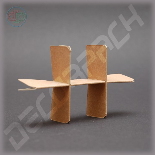 Комплект разделителей на 6 изделий для коробки с основанием 400х300 мм (размер ячейки 200*100 мм)