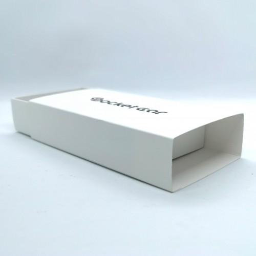 Коробка 165*81*34 мм крышка-пенал под склейку