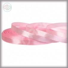 Лента атласная нежно-розовый (ширина - 6 мм)