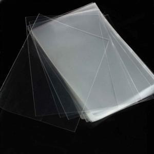 Пакет прозрачный полипропиленовый  165х250 мм