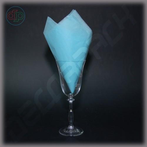 Тишью бумага светло-голубой