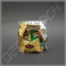 Коробка (тубус) пластиковый 100*100 мм