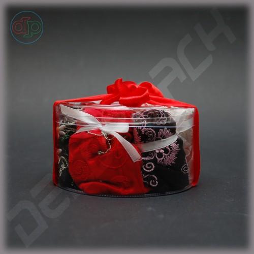 Коробка (тубус) пластиковый120*60 мм