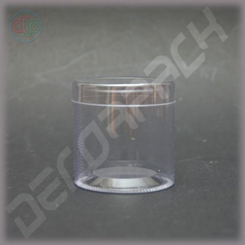 Коробка (тубус) пластиковый 60*60 мм