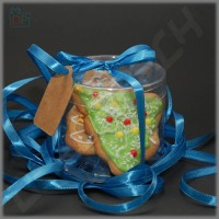 Коробка (тубус) пластиковый 80*70 мм