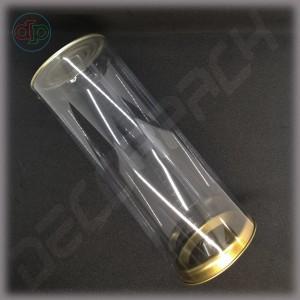 Коробка (тубус) пластиковый 100*260 мм